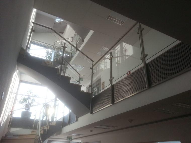 Schlosserei Avci, Graben - Treppen